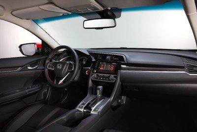 Thông số kỹ thuật xe Honda Civic kèm giá lăn bánh mới nhất 19