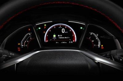 Thông số kỹ thuật xe Honda Civic kèm giá lăn bánh mới nhất 20