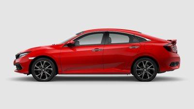 Thông số kỹ thuật xe Honda Civic kèm giá lăn bánh mới nhất 5