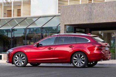 Mazda 6 2019 Turbo và Sports Wagon có thể đến tay người dùng Philippines