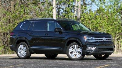 Volkswagen triệu hồi xe Atlas