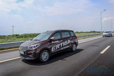Đánh giá xe Suzuki Ertiga 2019: Vận hành - ảnh 2.