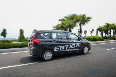 Đánh giá xe Suzuki Ertiga 2019: Vận hành - ảnh 1.