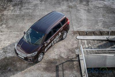 Đánh giá xe Suzuki Ertiga 2019: tổng thể.