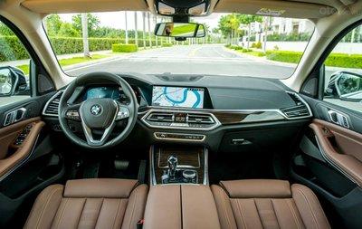 Không gian nội thất của BMW X5 2019