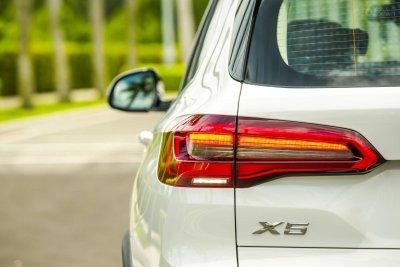 Chi tiết về BMW X5 2019 tại Việt Nam 5