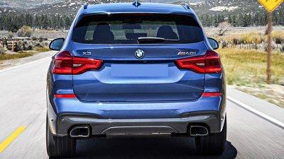 Chi tiết BMW X3 2019 vừa ra mắt Việt Nam a3