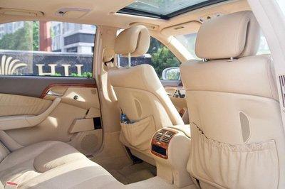 """Mercedes-Benz S-Class 2003 """"đắt"""" ngang Kia Cerato 2019 dù đã tân trang lại a9"""