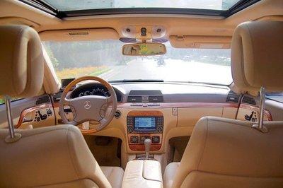 """Mercedes-Benz S-Class 2003 """"đắt"""" ngang Kia Cerato 2019 dù đã tân trang lại a3"""