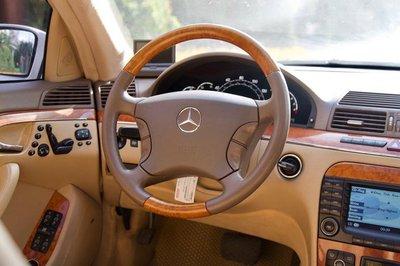 """Mercedes-Benz S-Class 2003 """"đắt"""" ngang Kia Cerato 2019 dù đã tân trang lại a5"""