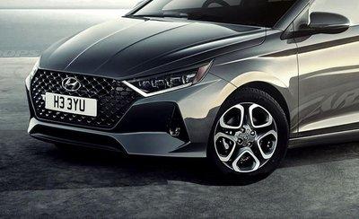 Hyundai i20 2020 chuẩn bị ra mắt cuối năm nay mang dáng vóc như Elantra 2a