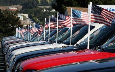 Xe hơi tại Mỹ