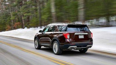 Ford Explorer 2020.
