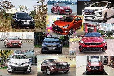 Toàn cảnh thị trường ô tô tháng 6/2019: Toyota là hãng bán nhiều xe nhất 1a