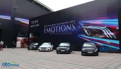 Giá lăn bánh xe Mercedes-Benz E-Class 2019 mới ra mắt khách Việt 1a