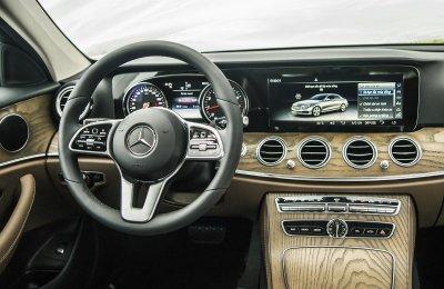 Một số hình ảnh của 3 phiên bảnMercedes-Benz E-Class - Ảnh 3.