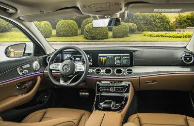 Một số hình ảnh của 3 phiên bảnMercedes-Benz E-Class - Ảnh 10.