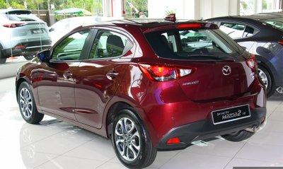 Thông số kỹ thuật Mazda 2 2019 mới nhất tại Việt Nam - Ảnh 3.