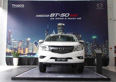 Giá xe bán tải Mazda BT-50mới nhất...