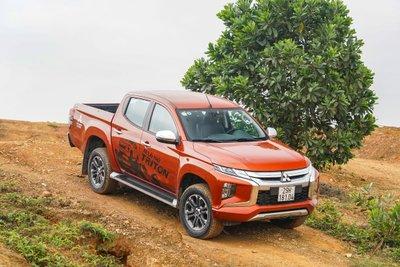 Giá xe bán tải Mitsubishi Tritonmới nhất ...