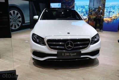 Mercedes-Benz E 200 Sport 2019 1