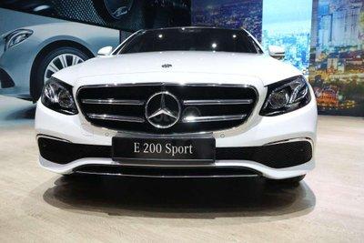Mercedes-Benz E 200 Sport 2019 2