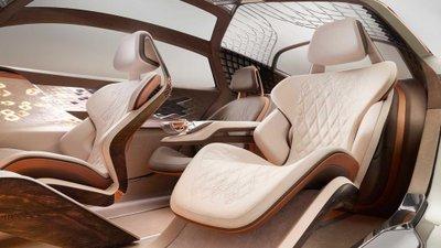 Ngắm xe siêu sang Bentley EXP 100 GT với khoang nội thất tràn ngập vật liệu xanh a6