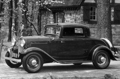 Những chiếc ô tô huyền thoại lừng lẫy nhất mọi thời đại ở Mỹ 3a