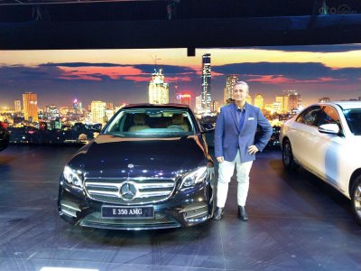 Một số hình ảnh của 3 phiên bảnMercedes-Benz E-Class - Ảnh 8.