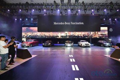 4 dòng xe chủ đạo của Mercedes-Benz tại triển lãm Fascination 2019.