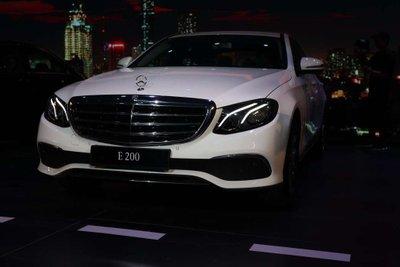 Giá xe Merc E200 2020 mới nhất tại Việt Nam..