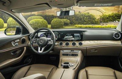Giá xe Mercedes E200 2020 a2