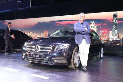 Giá xe Mercedes-Benz E350 AMG 2019 a1