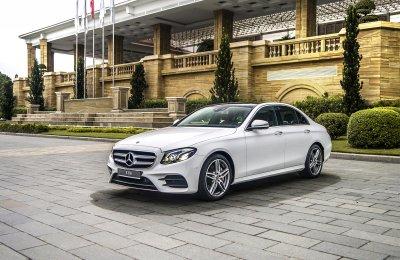 Giá xe Mercedes-Benz E350 AMG 2019 a2
