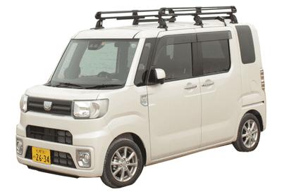 """Daihatsu Wake - """"khách sạn mini"""" dành cho dân mê du lịch a1"""