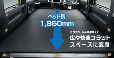 """Daihatsu Wake - """"khách sạn mini"""" dành cho dân mê du lịch a4"""