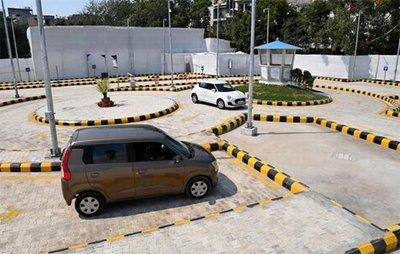 """Không có người để """"hối lộ"""", Ấn Độ đánh trượt 50% thí sinh thi lấy bằng lái ô tô 1a"""