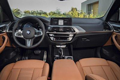 Nội thất BMW X3 2019