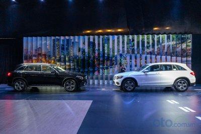 Mercedes-Benz GLC-Class chào đón chiếc xe thứ 8000 kể từ khi được giới thiệu tại Việt Nam.