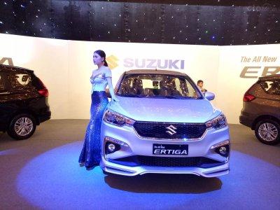 Doanh số của Suzuki Ertiga