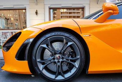 Cường Đô La tái xuất McLaren 720S trên phố sau khi bỏ qua Car Passion 2019 9a