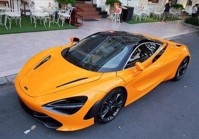 Cường Đô La tái xuất McLaren 720S trên phố sau khi bỏ qua Car Passion 2019 8a