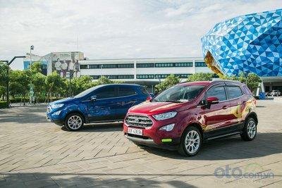 Ford EcoSport đã khẳng định vị thế của sản phẩm tiên phong trong SUV Đô Thị tại Việt Nam.