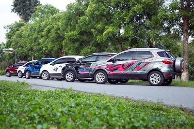 Đúng với tính chất của phân khúc SUV, Ford EcoSport là bạn đồng hành tin cậy và là sự lựa chọn hàng đầu của các gia đình trẻ tại Việt Nam.