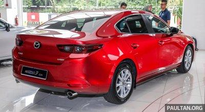 Soi chi tiết mẫu Mazda 3 2019 nhập khẩu từ Nhật, giá 34.000 USD tại Malaysia a2
