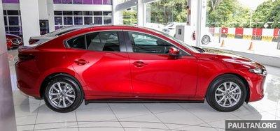 Soi chi tiết mẫu Mazda 3 2019 nhập khẩu từ Nhật, giá 34.000 USD tại Malaysia a5