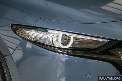 Soi chi tiết mẫu Mazda 3 2019 nhập khẩu từ Nhật, giá 34.000 USD tại Malaysia a8