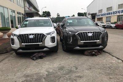 Hyundai Palisade sắp bán tại Việt Nam lộ động cơ, giá tính phí trước bạ 1,87 tỷ đồng 1