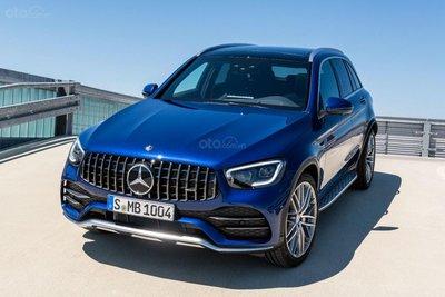 Mercedes-AMG GLC 43 4Matic 2020 ra mắt với công suất 385 mã lực