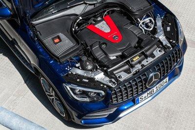 Mercedes-AMG GLC 43 4Matic 2020 sở hữu sức mạnh tuyệt vời
